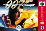 007: The World is Not Enough (2000)