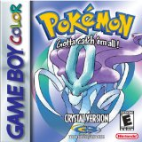 Pokémon Crystal Version (2001)