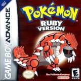 Pokémon Ruby Version (2003)
